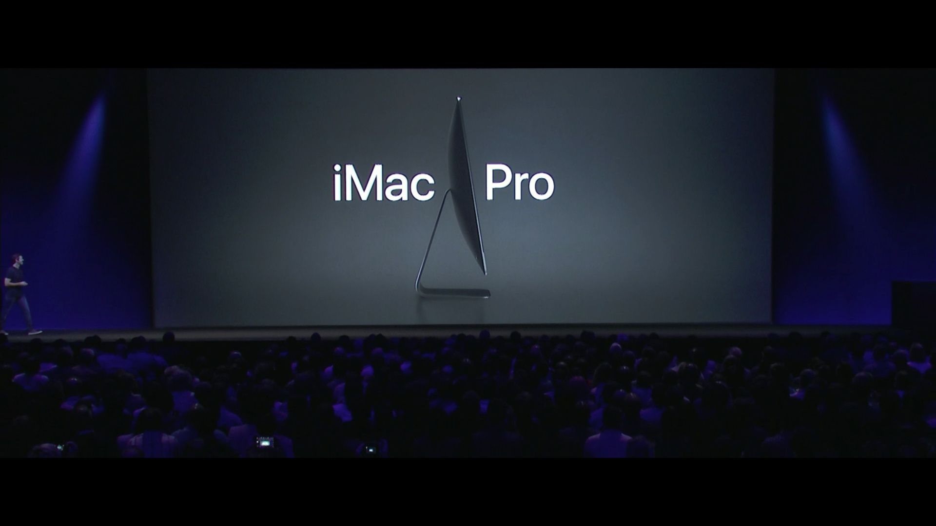 Uscita iMac Pro