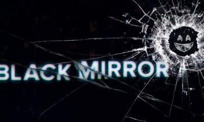 Black Mirror 5: come sarà il nuovo logo?