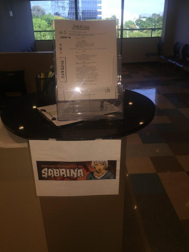 I primi dettagli della produzione di Sabrina - Vita da Strega