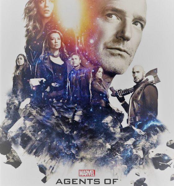 Il poster ufficiale della quinta stagione di Marvel's Agents of SHIELD