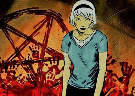 Il first look della nuova Sabrina - Vita da Strega