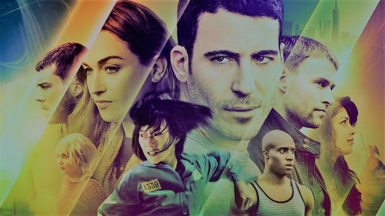 Poster promozionale di Sense8
