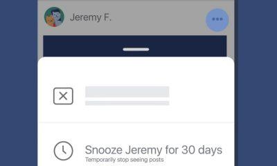 Facebook Snooze, Facebook, Snooze, Tech, Tech News, Social Media, Social