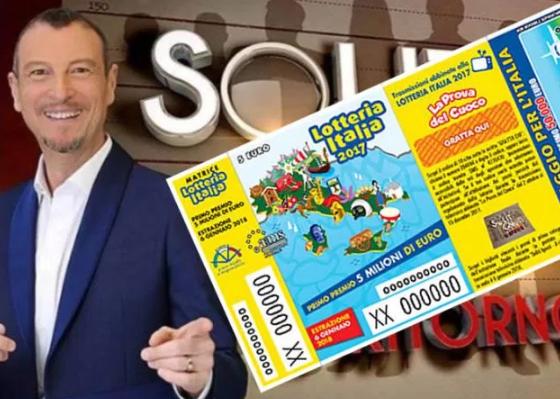 """Risultato immagini per i soliti ignoti speciale lotteria"""""""