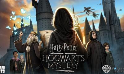 harry potter - hogwarts mystery