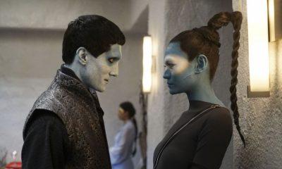 Kasius e Sinara: oltre i sentimenti in Agents of SHIELD 5x07
