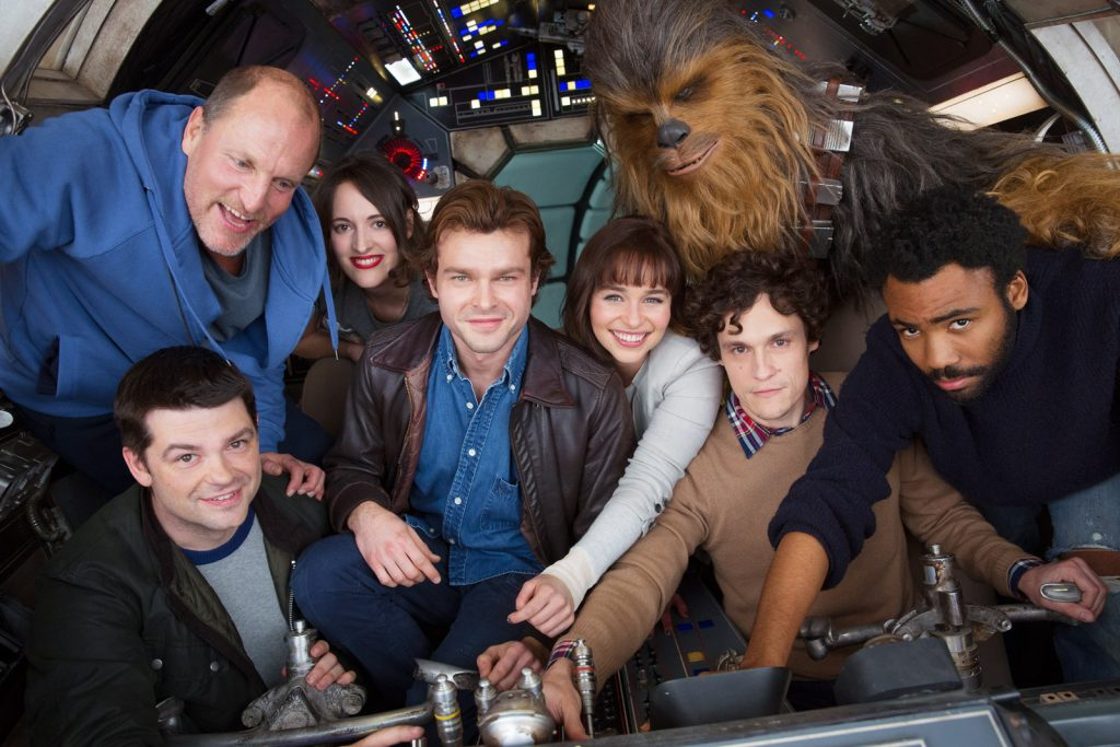 han solo, ron howard, star wars,