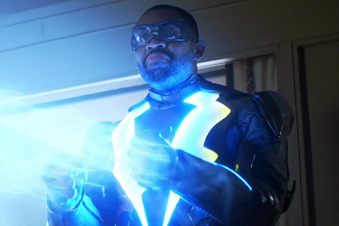 Serie tv e comics: Black Lightning tra le novità 2018
