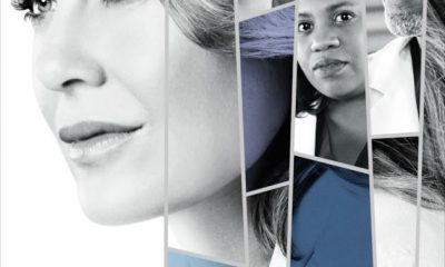 Grey's Anatomy 14x24, meredith grey,april kepner