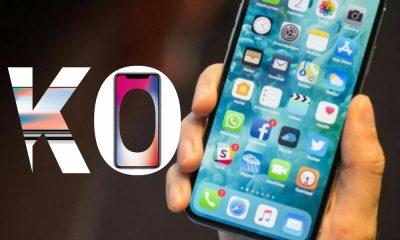 iPhone X KO