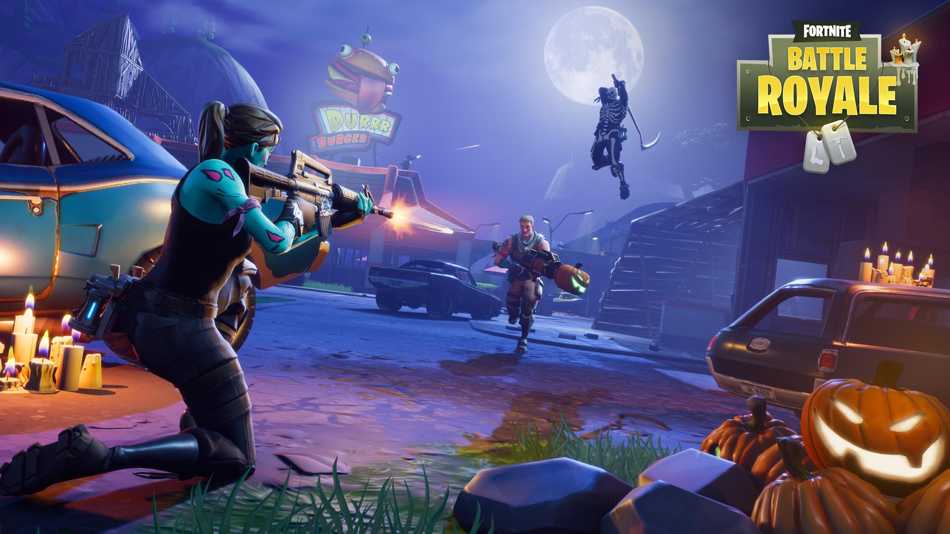 Fortnite: Battle Royale, arrivano le squadre da 20 giocatori