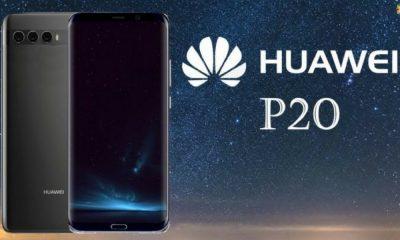 Huawei P20 e P20 Plus