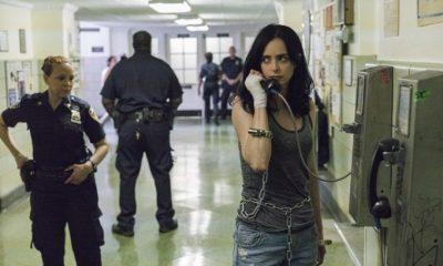 Come mostra il trailer di Jessica Jones 2, l'eroina andrà in prigione.