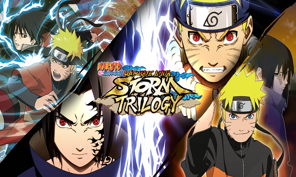Naruto Shippuden: Ultimate Ninja Storm Trilogy annunciato per Switch