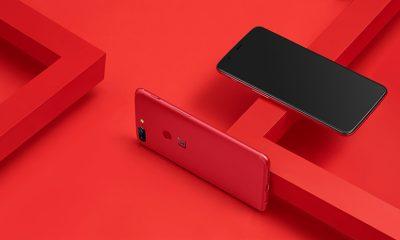 OnePlus 5T Red Lava, arriva in Italia