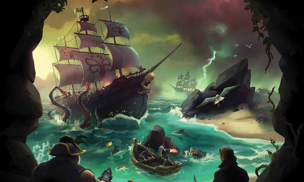Sea of Thieves avrà micro-transazioni ma non loot box