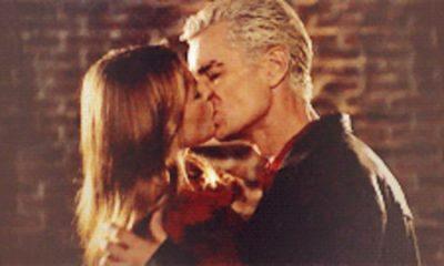 Spike e Buffy tra i 10 baci più belli delle Serie Tv