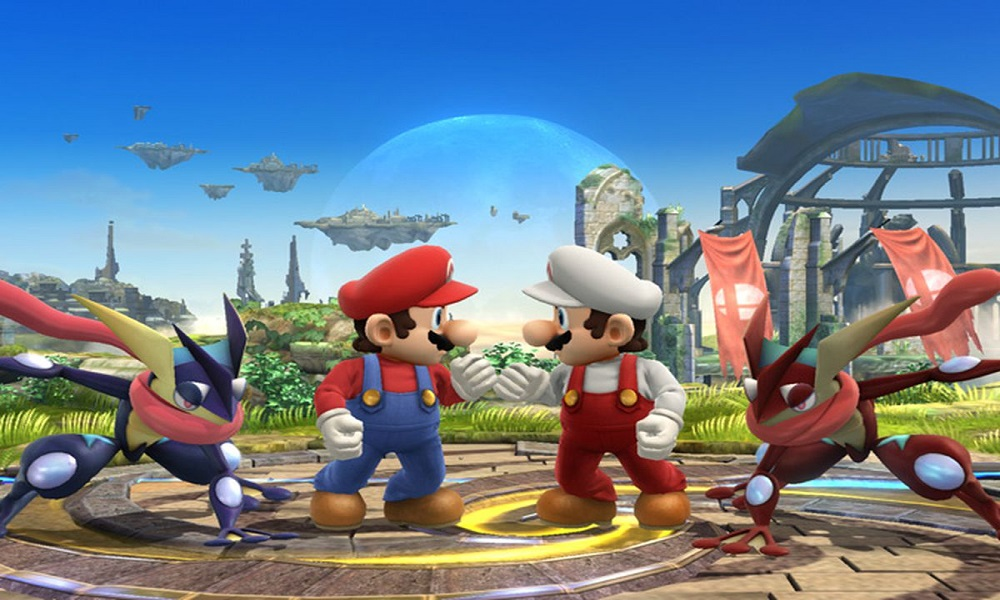 Super Smash Bros per Switch in uscita quest'anno?