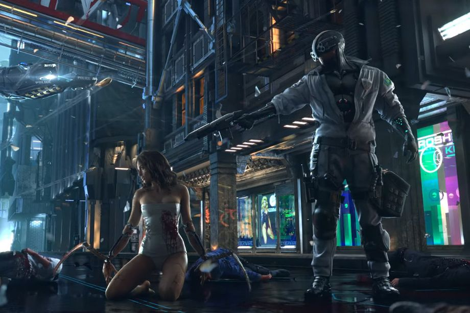 cyberpunk 2077 _screen-trailer-e3-rumors_GogoMagazine
