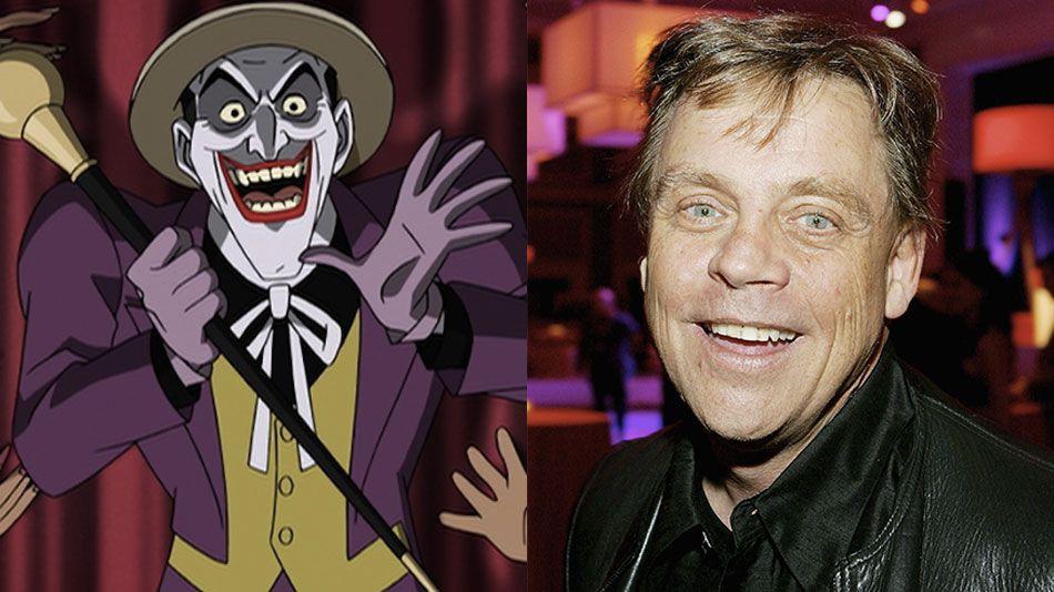 Gotham mark hamill parla del joker gogo magazine