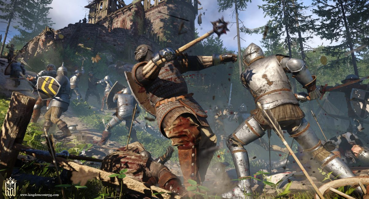 Trailer di lancio per Kingdom Come: Deliverance