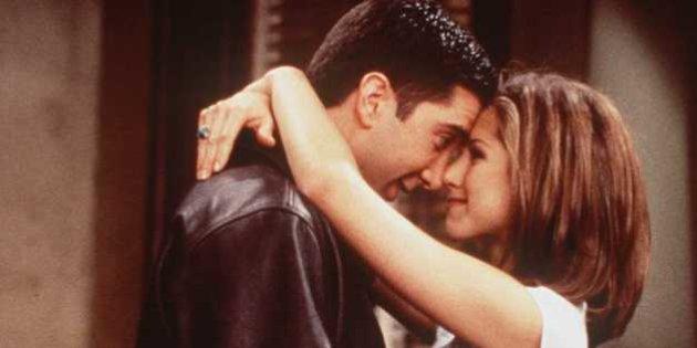 Ross e Rachel tra le 10 coppie più belle delle serie tv