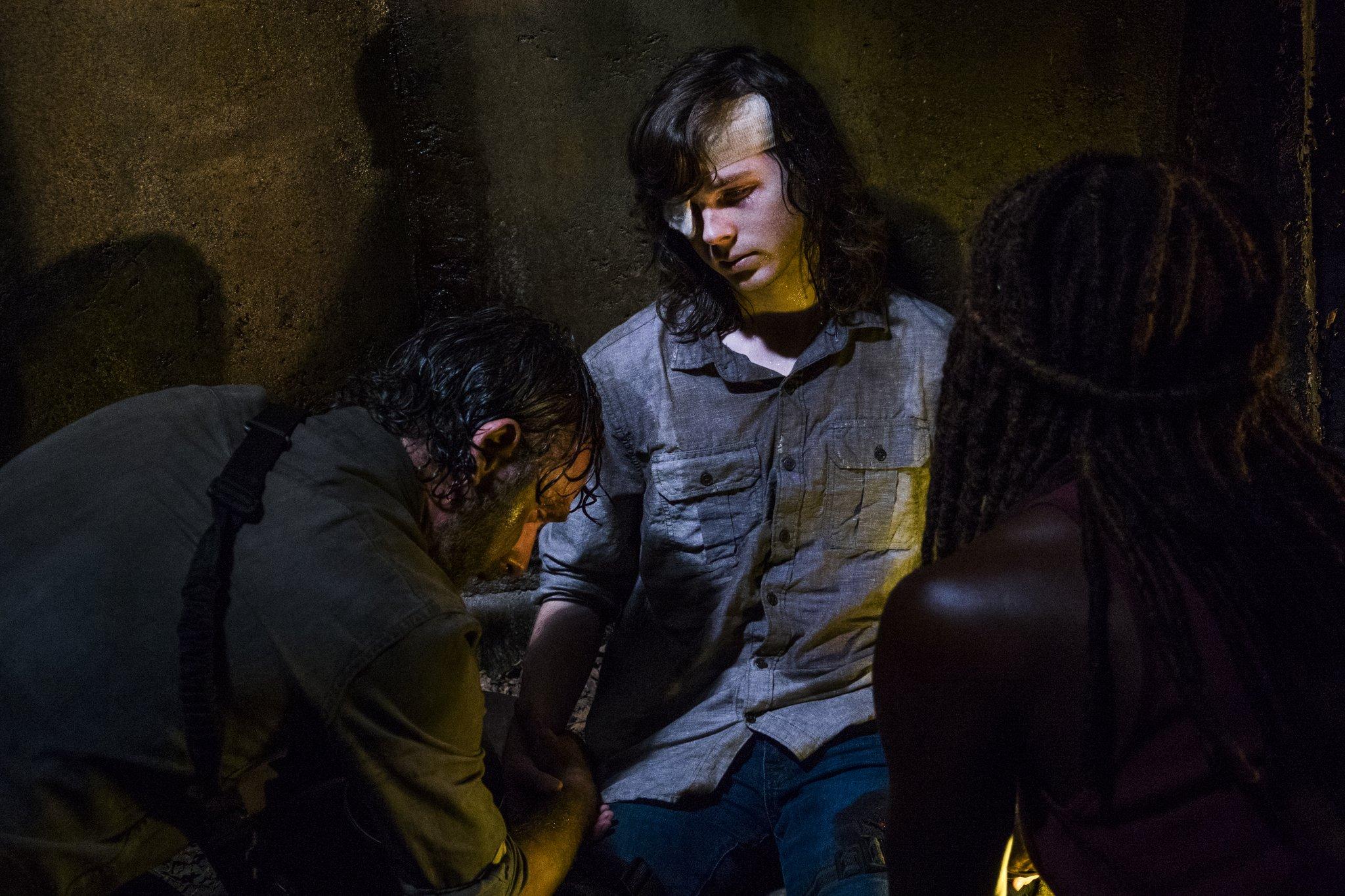 The Walking Dead 8 Nuovissimo Trailer Del Mid Season