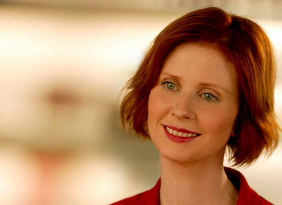 New York, Cynthia Nixon di 'Sex and the city' corre come governatore