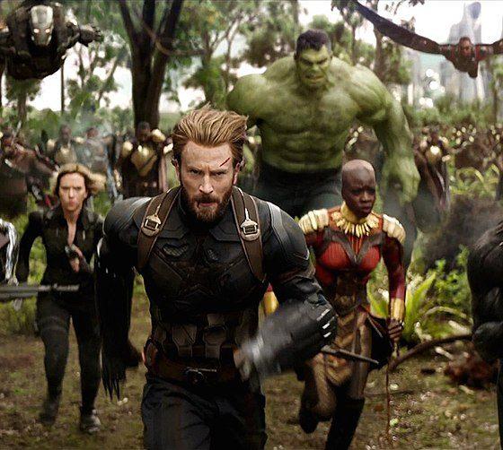 Avengers Infinity War: la minaccia di Thanos è vicina nel nuovo spot