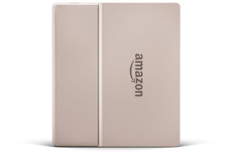 Kindle Oasis ora c'è anche in versione gold