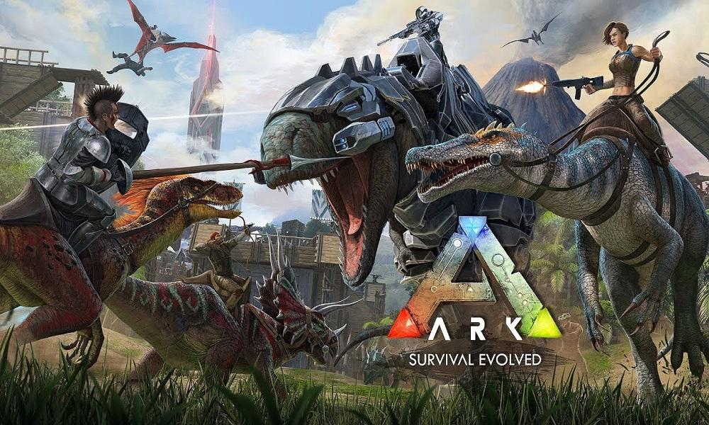 ARK: Survival Evolved arriverà anche su Switch