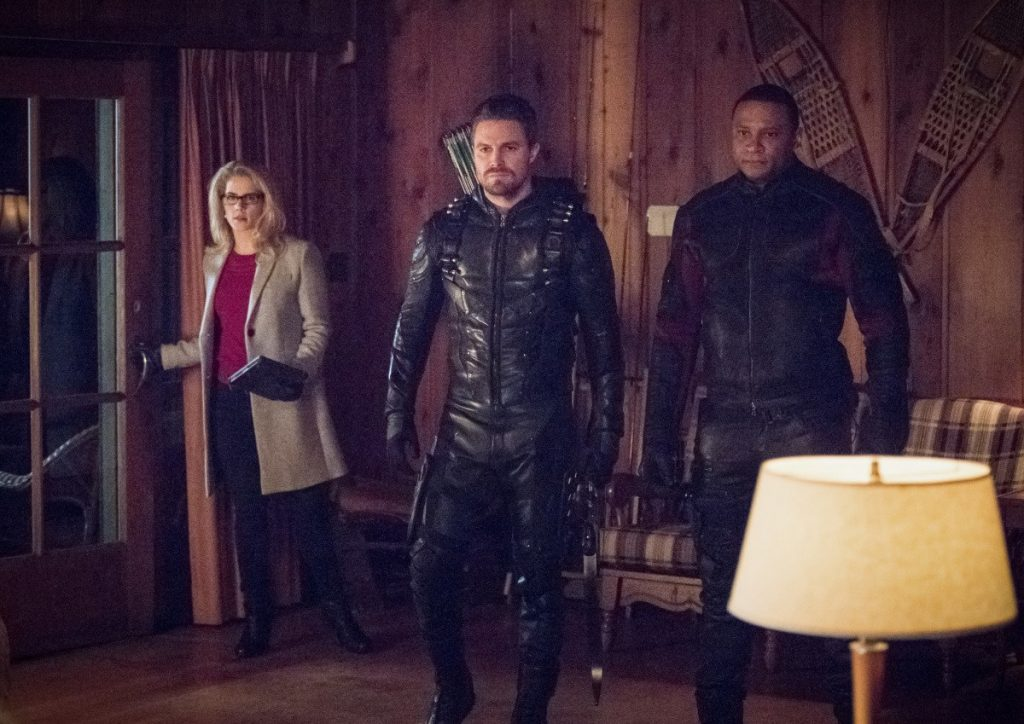Arrow 6x14, Arrow, Arrowverse