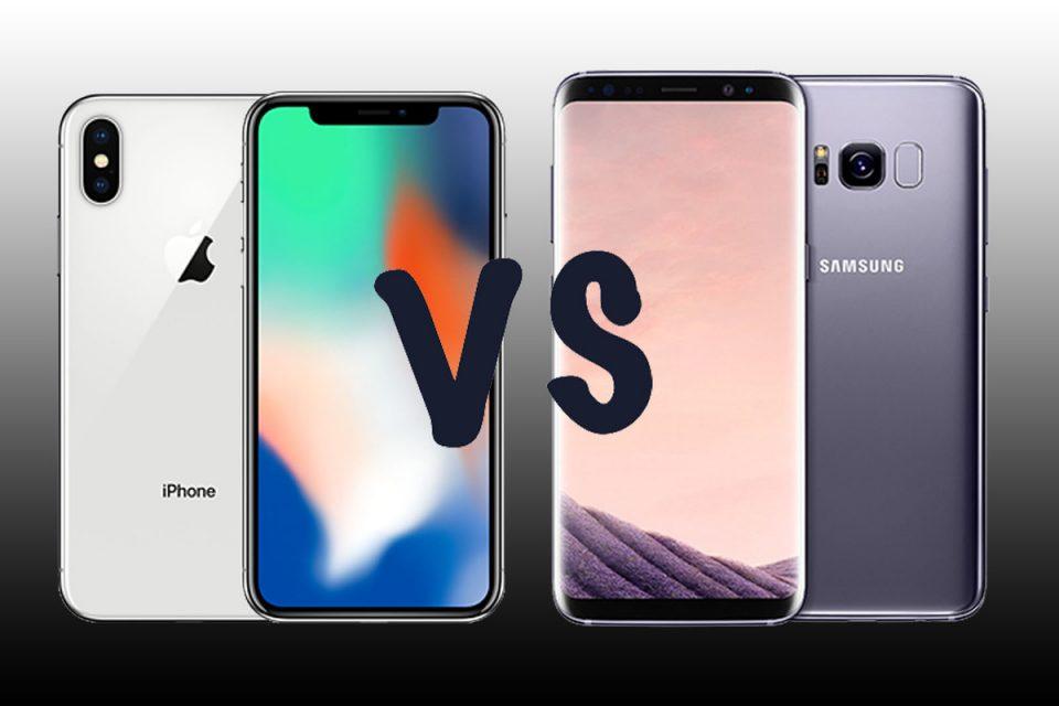 GALAXY S9 o iPhone X, chi?
