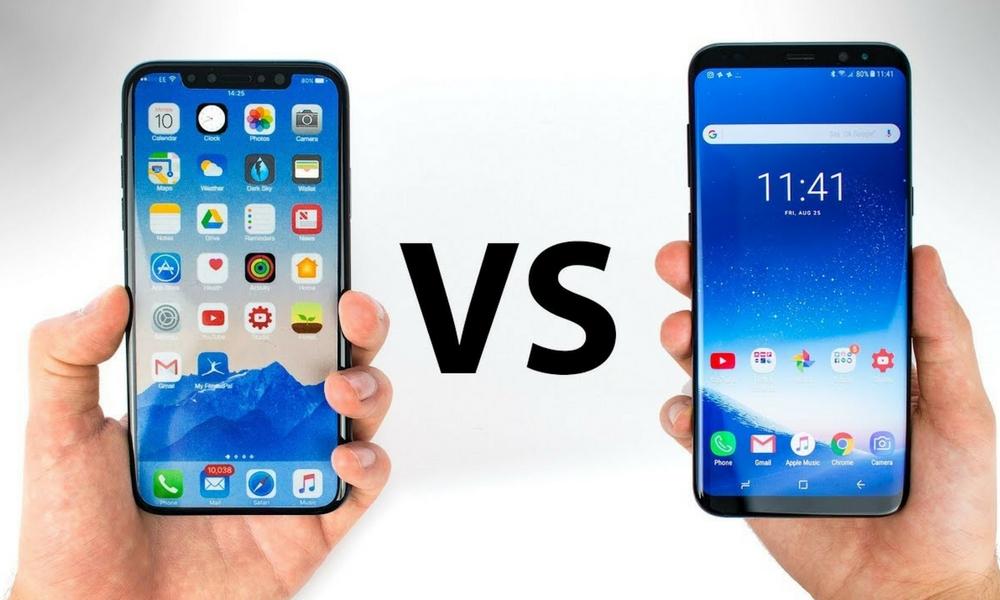Galaxy S9 o iPhone X