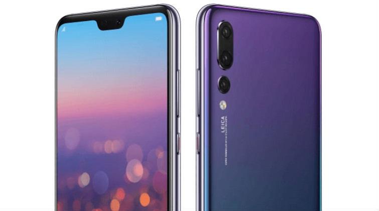 Huawei P20 Pro, nuovi