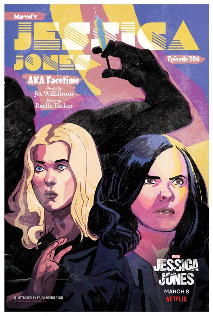Jessica, Trish e le altre: Jessica Jones 2 rende omaggio alla diversità femminile