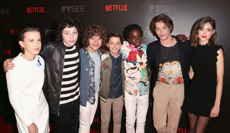 Stranger Things 3: ecco quanto guadagnano gli attori della serie Netflix