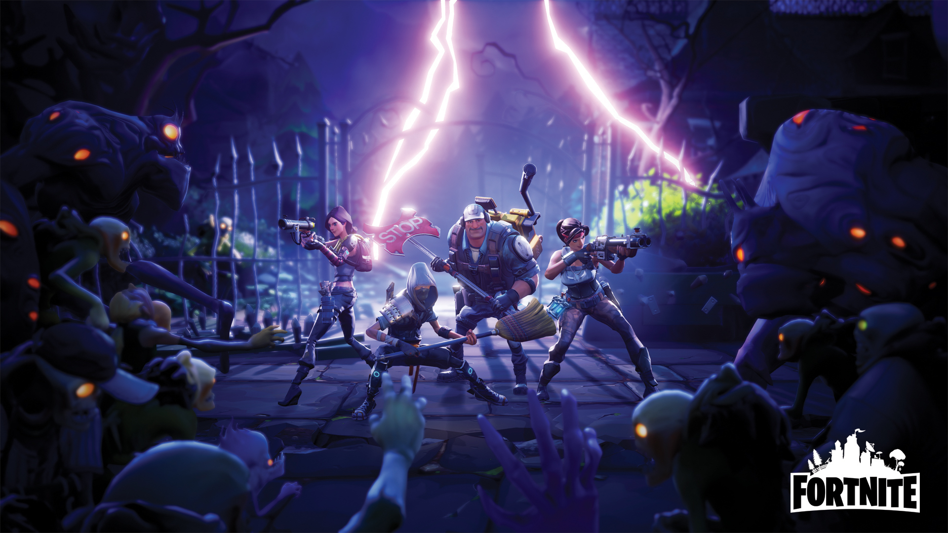 Fortnite Battle Royale in arrivo su dispositivi mobili