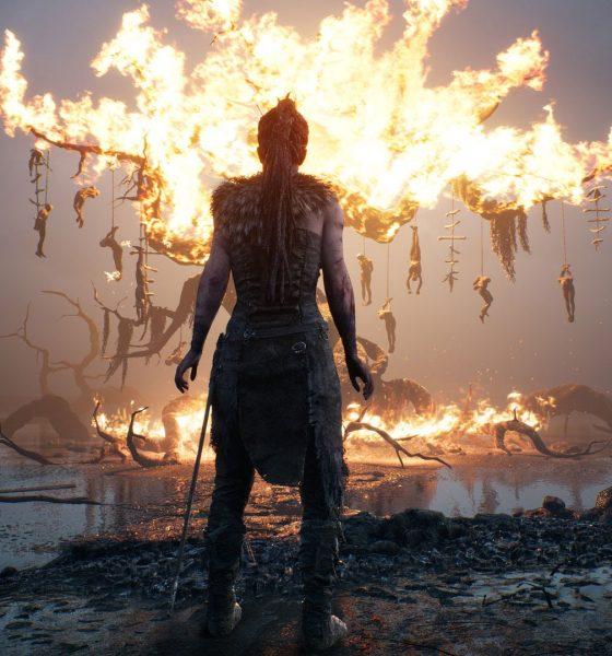Hellblade in arrivo su Xbox One e Xbox One X