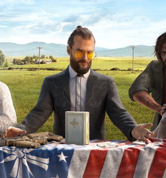 Nuovo trailer in live action per Far Cry 5
