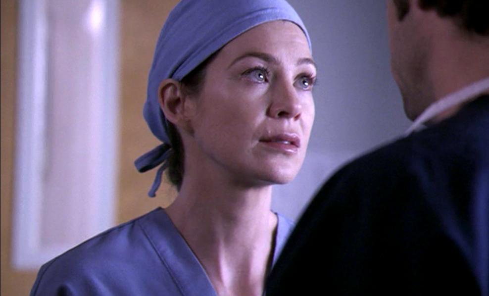 Festa della donna Meredith Grey