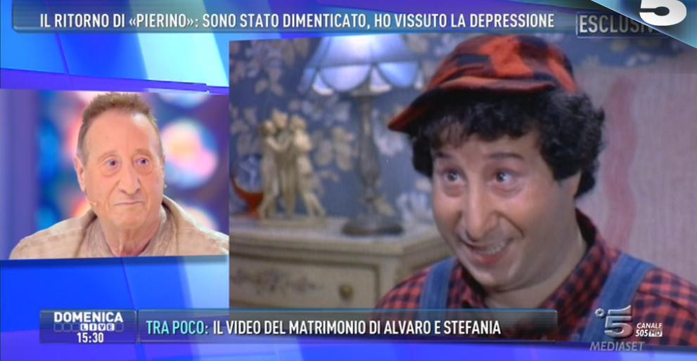 Polemica Alvaro Vitali a Pomeriggio 5: ecco la risposta di Barbara D'Urso