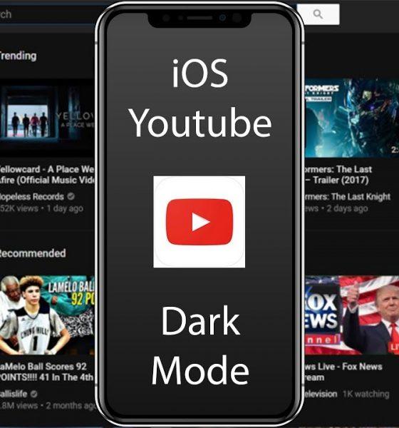 Arriva il tema scuro sulle app per iOS ed Android — YouTube
