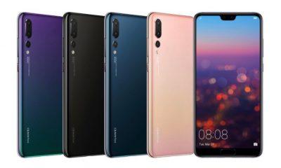 Huawei P20 e P20 Pro 2