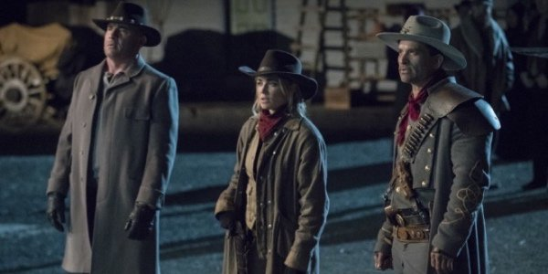 Legends of Tomorrow 3x18, Legends of Tomorrow, the cw