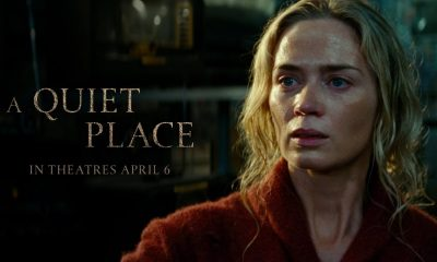 """Box-Office USA """"A quiet place"""""""