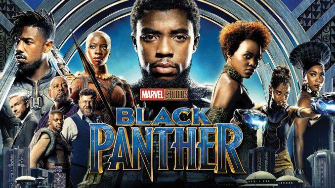 Black Panther locandina film