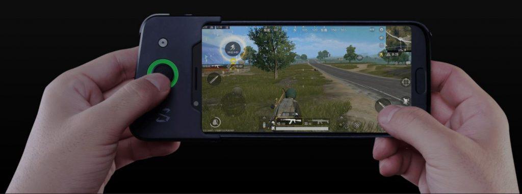Xiaomi Black Shark gamepad
