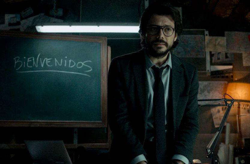 La casa di carta: Il Professore