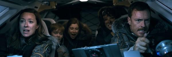 I Robinson: la famiglia protagonista di Lost in Space